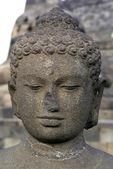 Gesicht des Buddhas — Stockfoto