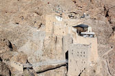 Monastery Mar Musa — Stock Photo