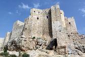 Castle Masyaf — Stock Photo