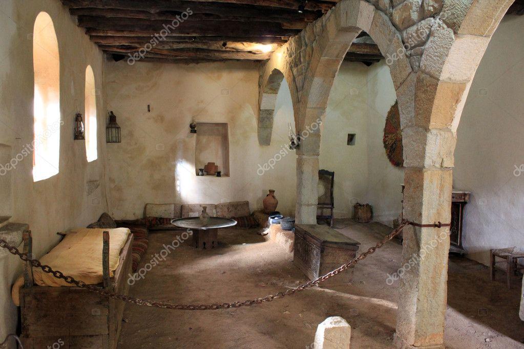 Em casa de khalil gibran fotografias de stock shanin for House of 950