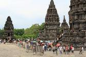 Prambanan — Stock Photo