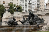 Fountain in Buenos Aires — Stock Photo