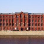 Brick factory — Stock Photo #3719730
