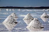 Salt lake Uyuni — Stock Photo