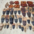 Stock Photo: Wooden masks