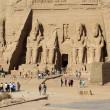 Temple in Abu Simbel — Stock Photo #3767918