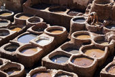Tannery — Stock Photo