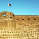 Arad fort — Stock Photo