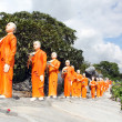 Stock Photo: Monks