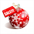 Stock Photo: Fir ball