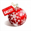 Fir ball — Stock Photo