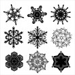 Snowflake — Stock Photo #3565468