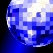 Royalty-Free Stock Imagen vectorial: Disco