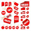 Tags — Stock Vector