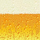 Cerveza — Vector de stock