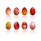 Eggs — Stock Vector
