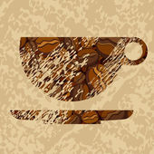 Coffee — Stock Vector