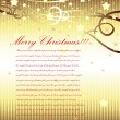 Christmas background — Vector de stock #3624301