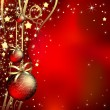 Christmas background — Wektor stockowy #3624334