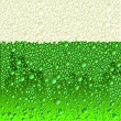 Royalty-Free Stock Vector Image: Green beer