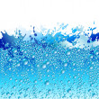 Royalty-Free Stock Vector Image: Abstract water background