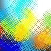 Abstract coloured background — Cтоковый вектор