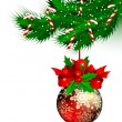 Christmas background -  