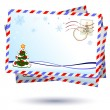 Christmas illustration - Stock Vector