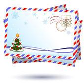Ilustração de natal — Vetorial Stock