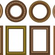 Royalty-Free Stock Vector Image: Frames collection