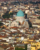 The Synagogue in Florence — Stock Photo