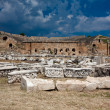 Stock Photo: Theatre in Hierapolis