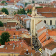 Stock Photo: Vilnius cityscape