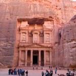 Petra in Jordan — Stock Photo #3564532