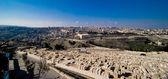 Cityscape of Jerusalem — Stock Photo