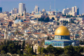 Panorama of Jerusalem — Foto Stock