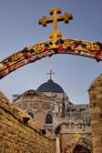Church of the Holy Sepulchre — Стоковое фото