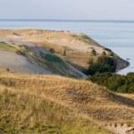 Curonian lagoon — Stock Photo #3636460