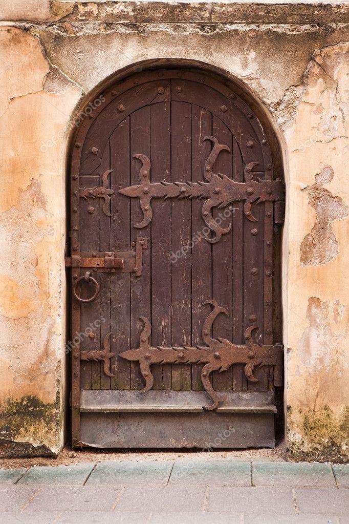 Old Door Stock Photo 169 Birute 3857706