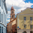 Church of Blessed Virgin Mary of Consolation, Lithuania - Stock Photo