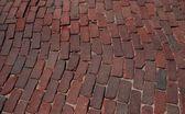 Hundred year old bricks — Stock Photo