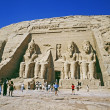 Royalty-Free Stock Photo: Abu Simbel temple