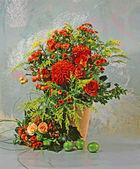 Flower still-life — Stock Photo