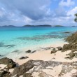 Caribbean View from Saint John — Stock Photo