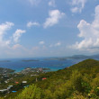 Stock Photo: Cruz Bay - St John (USVI)