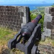 Stock Photo: Brimstone Hill Fortress - Saint Kitts.
