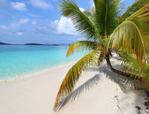 Beautiful Solomon Bay (USVI) — Stock Photo