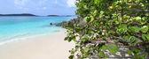 Solomon Beach on Saint John — Stock Photo
