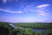 Rock River Valley - Illinois — Stockfoto