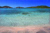 Beautiful Tortola (BVI) — Stock Photo